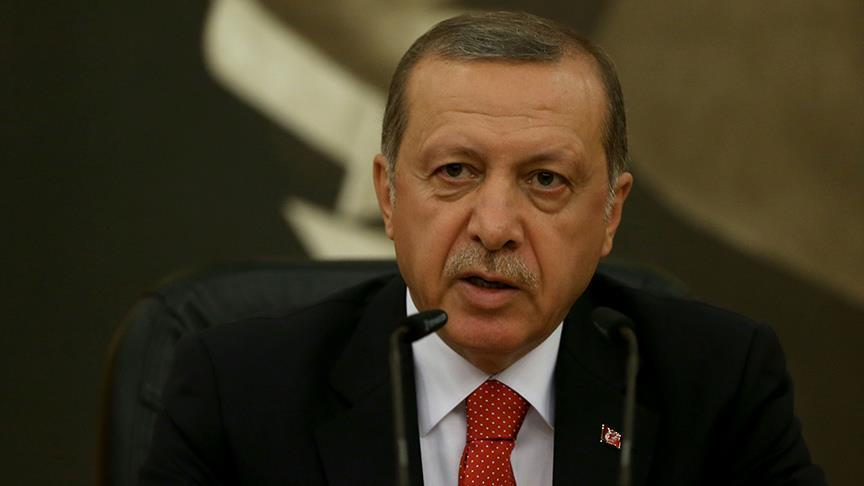 Erdogan: Syrian problem becoming 'global' issue