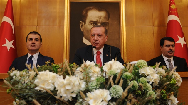 Erdoğan to speak on Syria, refugees, terror at UN Summit