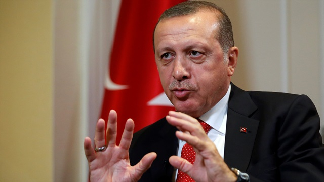 Erdoğan: Turkey-US collaboration can end IS