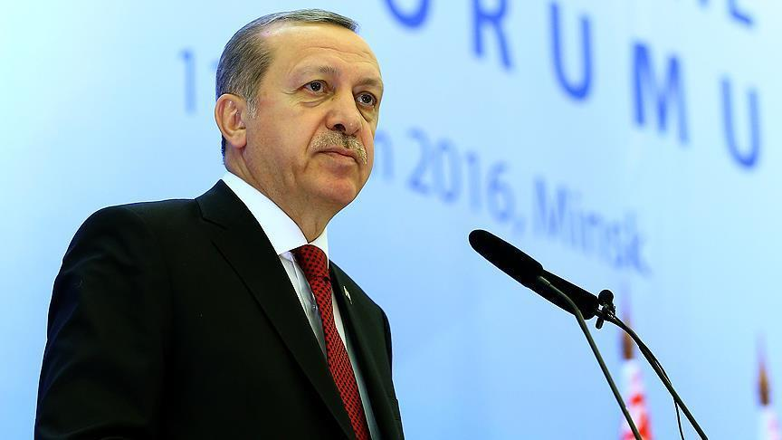 Erdogan: `Visiting Belarus is a milestone`