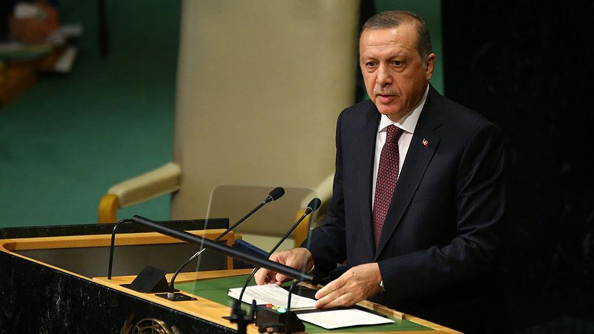 Erdogan warns world against FETO