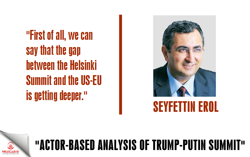 "Erol: ""Actor-Based Analysis of Trump-Putin Summit"""