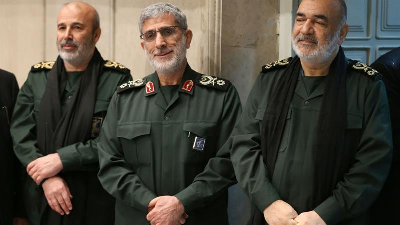 EsmaiI Qaani: New shadow commander of Irans Quds Force
