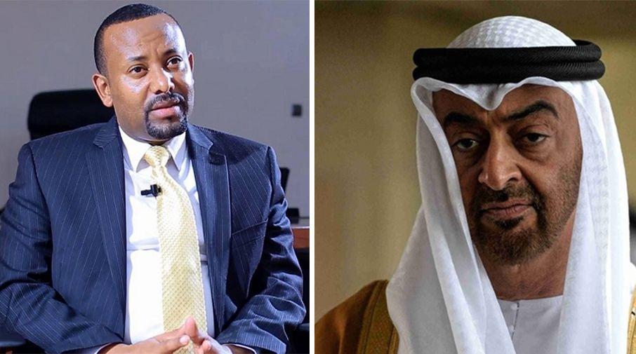 Ethiopian PM Ahmed to UAE: