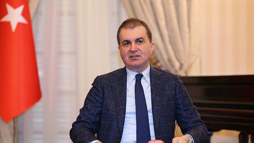 EU Minister Celik: 'Germany should comply with democratic values'