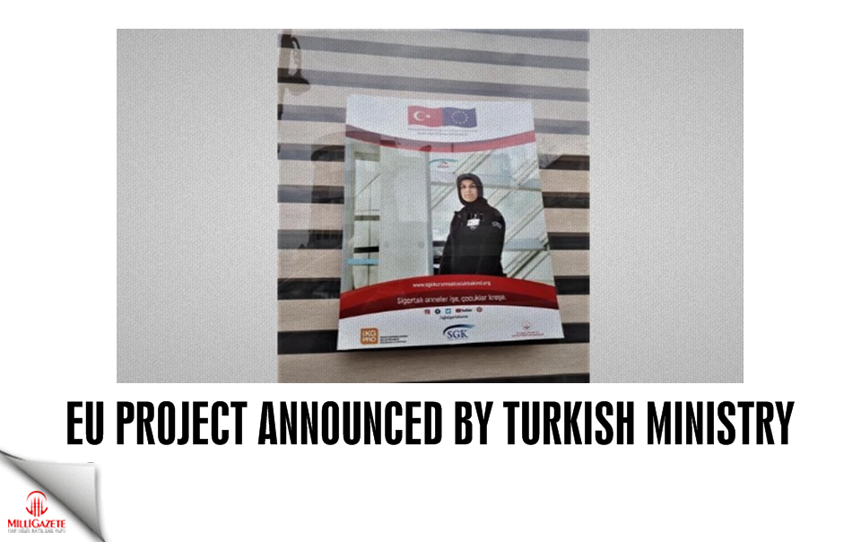 EU project announced by Turkish ministry