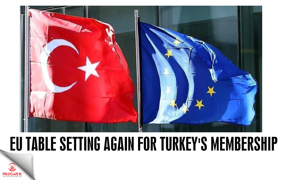 EU table setting again for Turkeys membership
