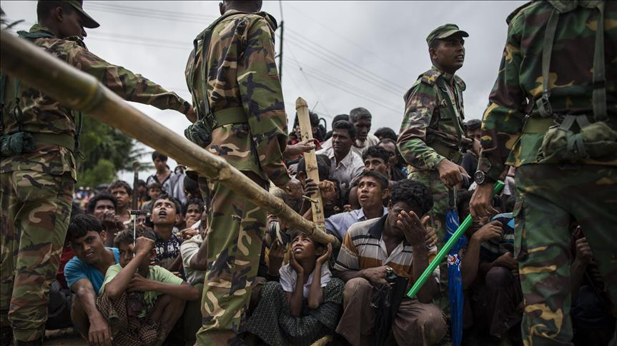 EU urges Myanmar to allow UN probe into Rohingya abuses