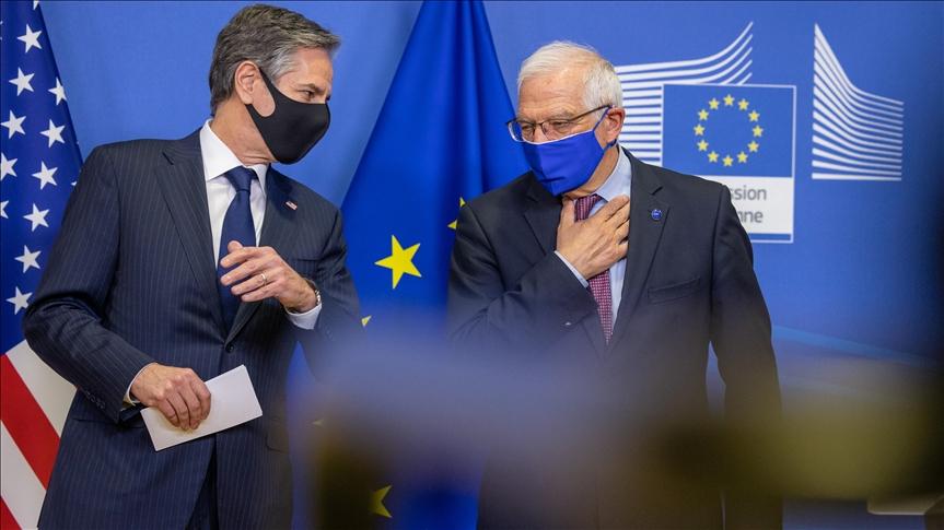 EU, US to work hand-in-hand in Eastern Mediterranean