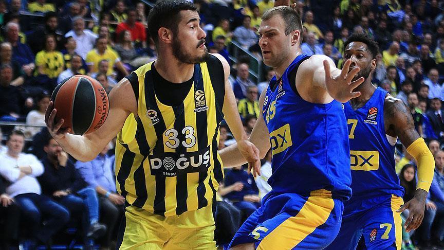 Euroleague: Fenerbahce beat Maccabi Tel-Aviv 87-73