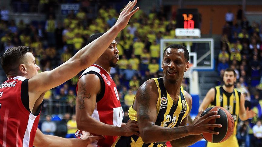 Euroleague: Fenerbahce defeat Olimpia Milano, 89-70