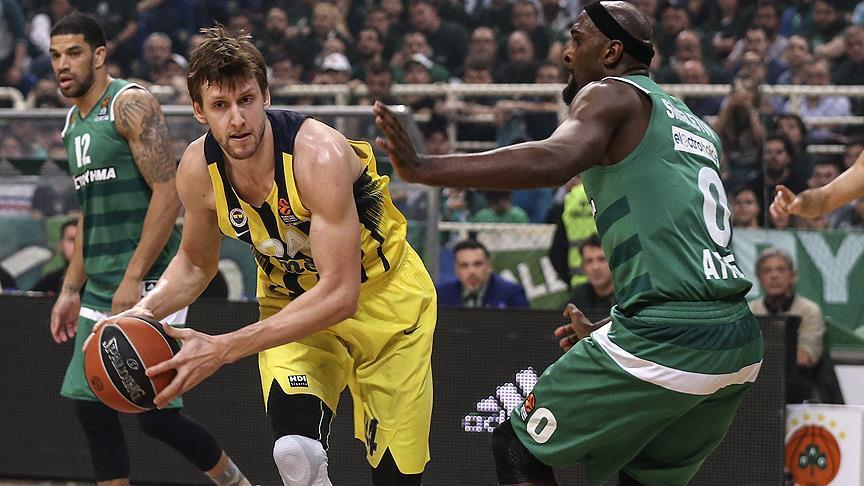 Euroleague: Fenerbahce defeat Panathinaikos, lead 1-0