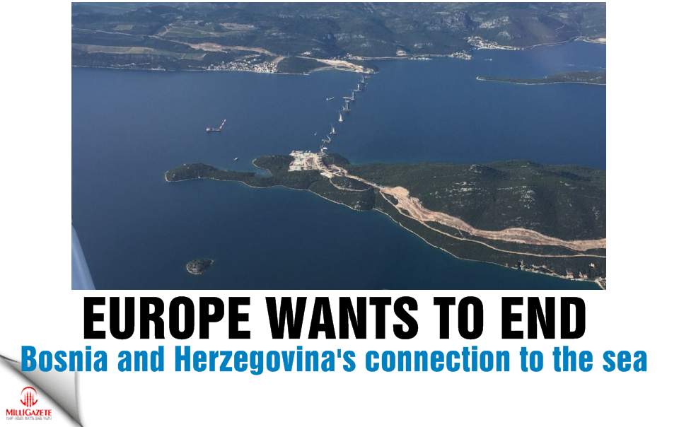 Europe wants to end Bosnia and Herzegovinas connection to the sea