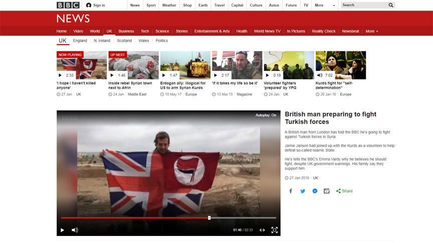 European media supports PKK terror group