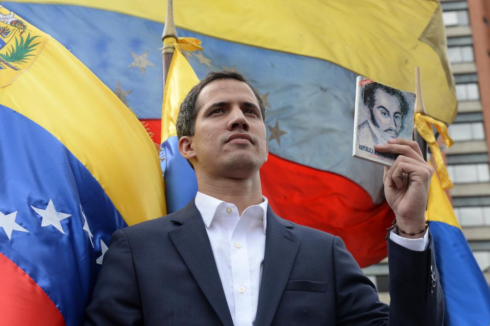 European nations recognise Guaido as Venezuelas acting president