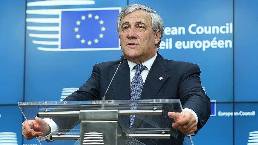 European Parliament chief urges East Ghouta ceasefire