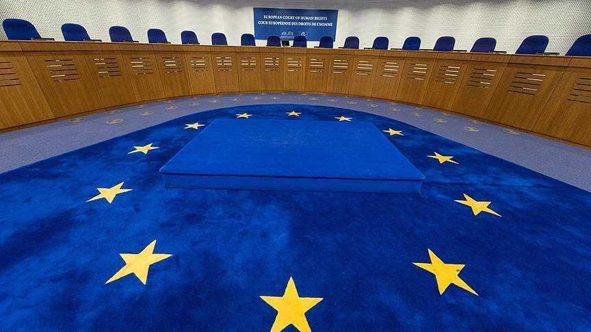 European rights court rejects Turkish judge's case