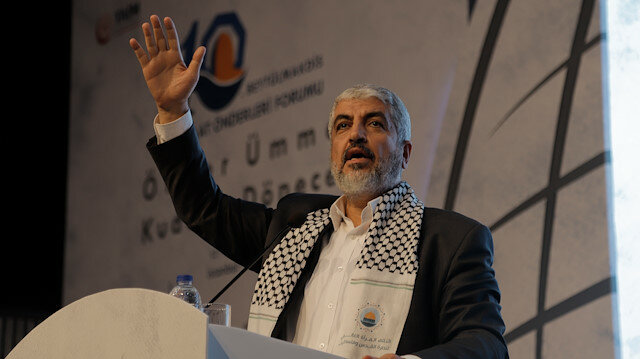 Ex-Hamas chief: Normalization intended to control Arabs