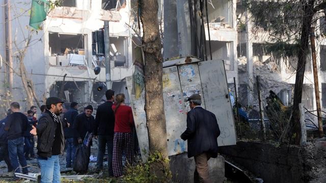 Explosion hits southeastern Turkey's Diyarbakır