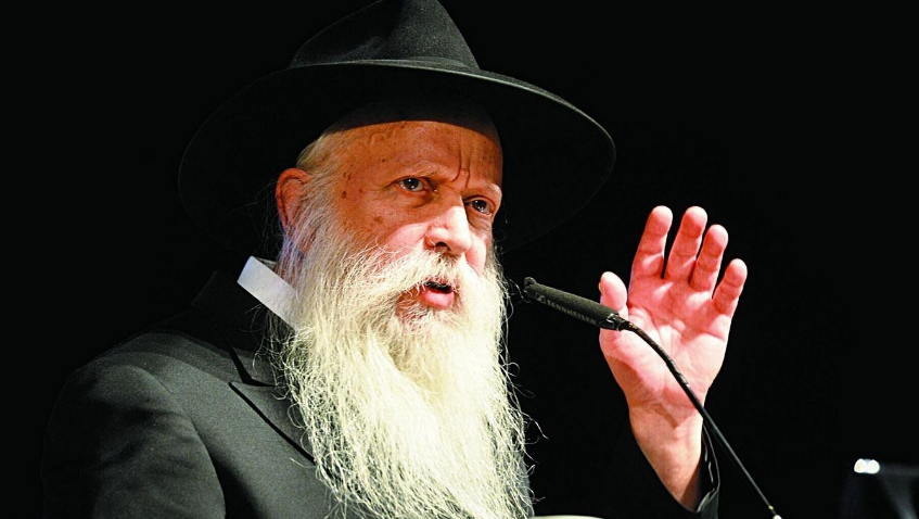Extremist rabbi calling for killing non-jews to be rewarded