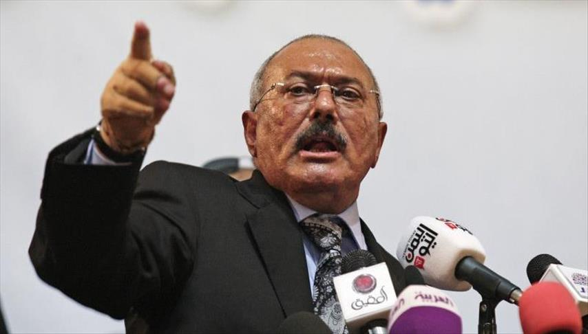 Ex-Yemeni president's assets to be frozen in Turkey