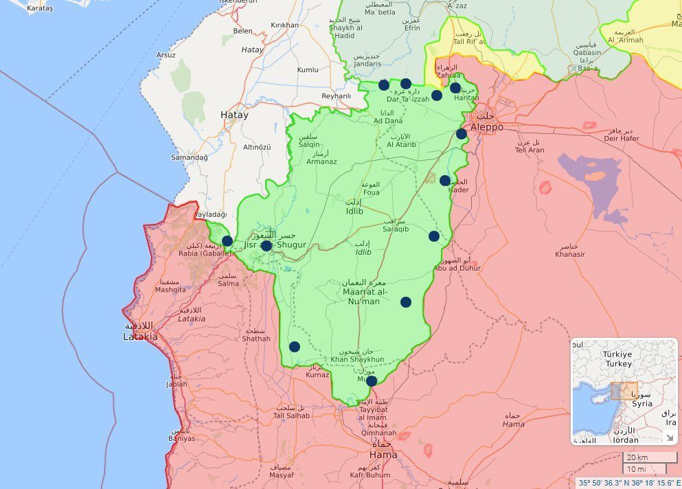 Eyes on Idlib as leaders gather in Istanbul