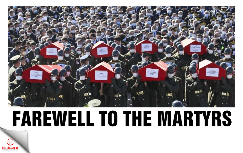 Farewell to the martyrs