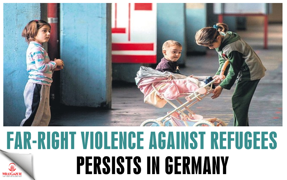 Far-right violence against refugees persists in Germany