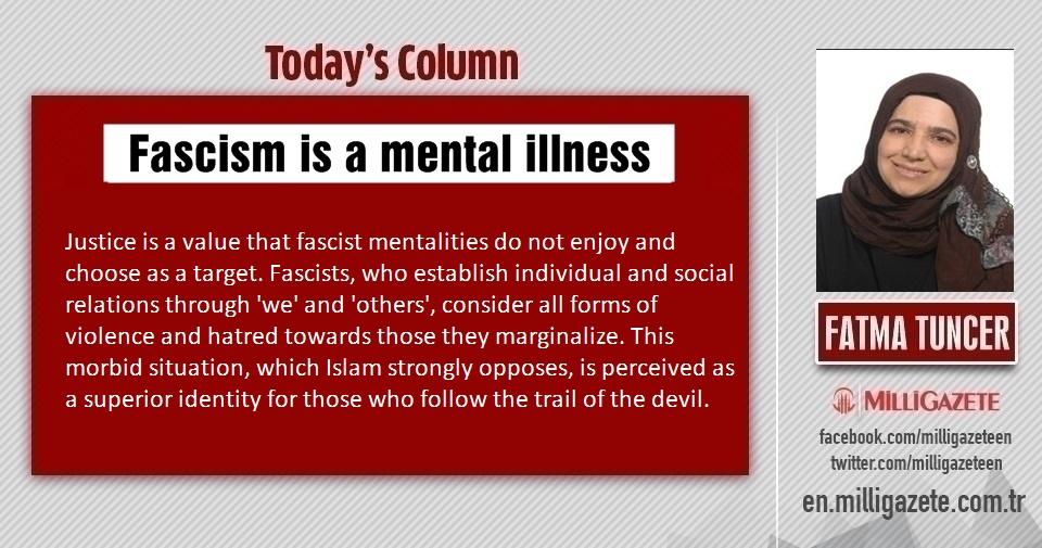 """Fatma Tuncer: """"Fascism is a mental illness"""""""