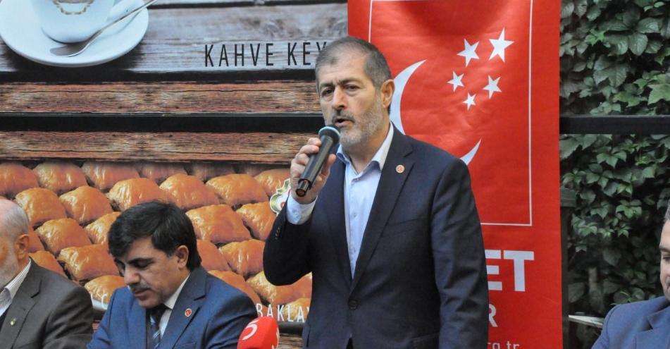 Felicity Party embraces Istanbullites
