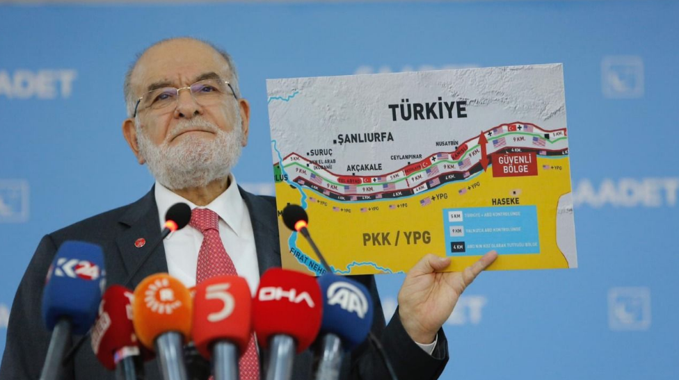 Felicity Party leader Karamollaoğlu: Turkey became a country of bans, corruption and poverty