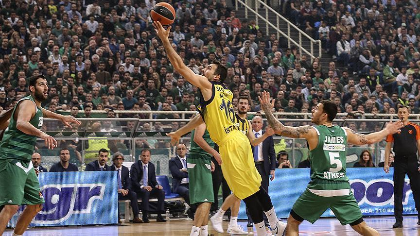 Fenerbahce beat Panathinaikos, take commanding 2-0 lead