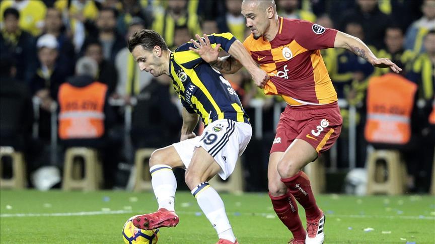 Fenerbahce, Galatasaray goalless in Istanbul derby