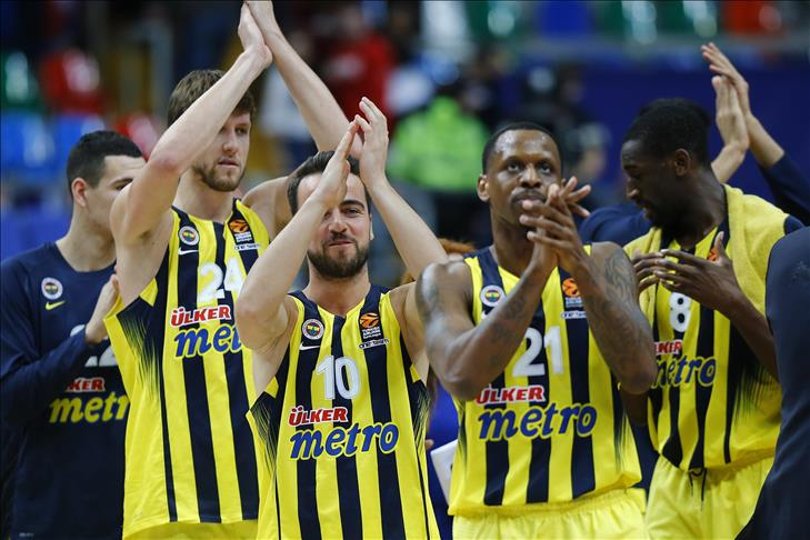 Fenerbahce gets revenge from CSKA Moscow