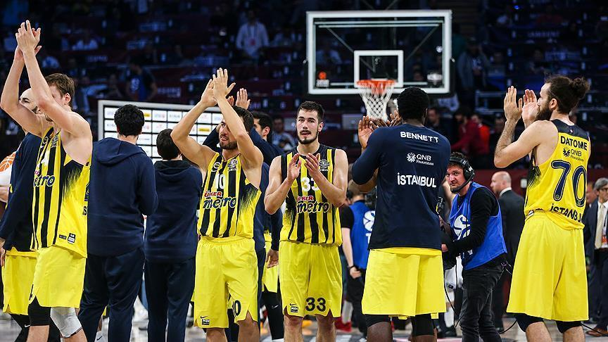 Fenerbahce move on to Turkish Airlines EuroLeague final