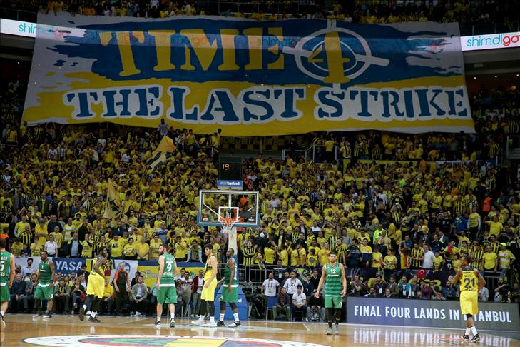 Fenerbahce sweep Panathinaikos in Euroleague playoffs