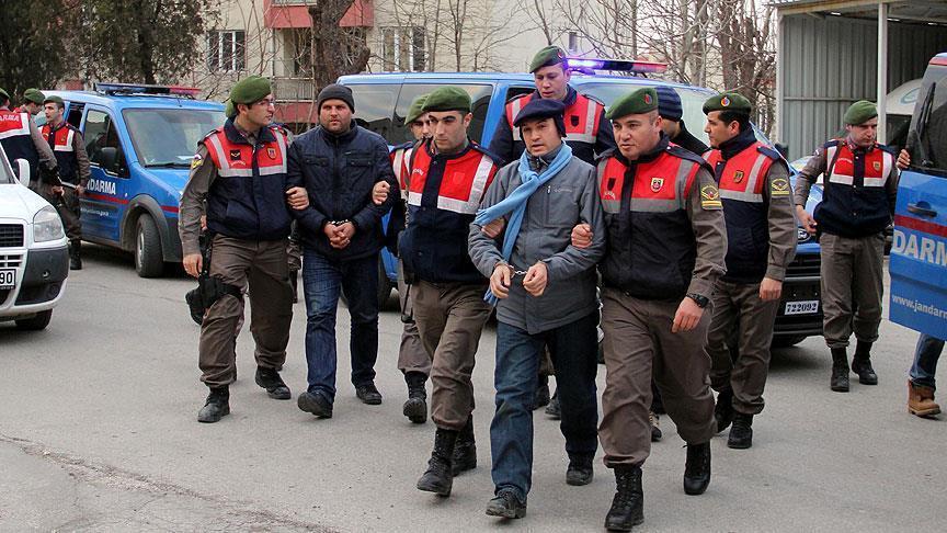 FETO suspects arrested near Greek border
