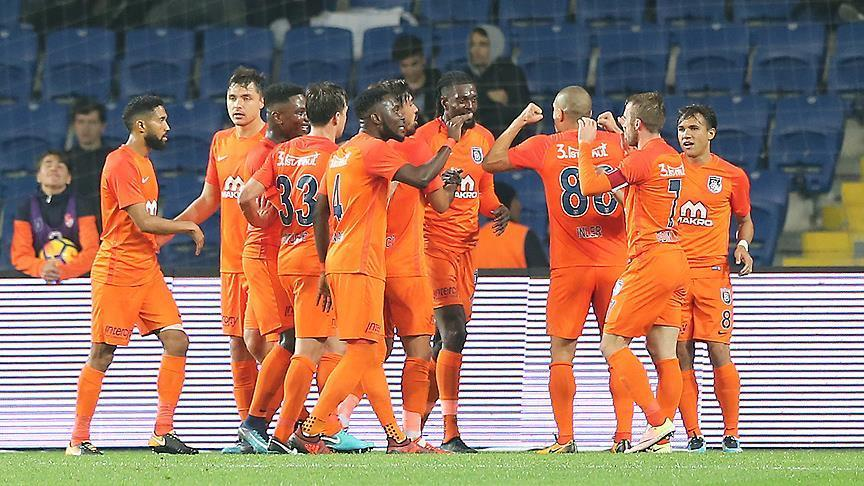 First half of Turkish Super Lig ends