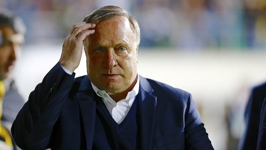 Football: Advocaat returns as Dutch boss for third time