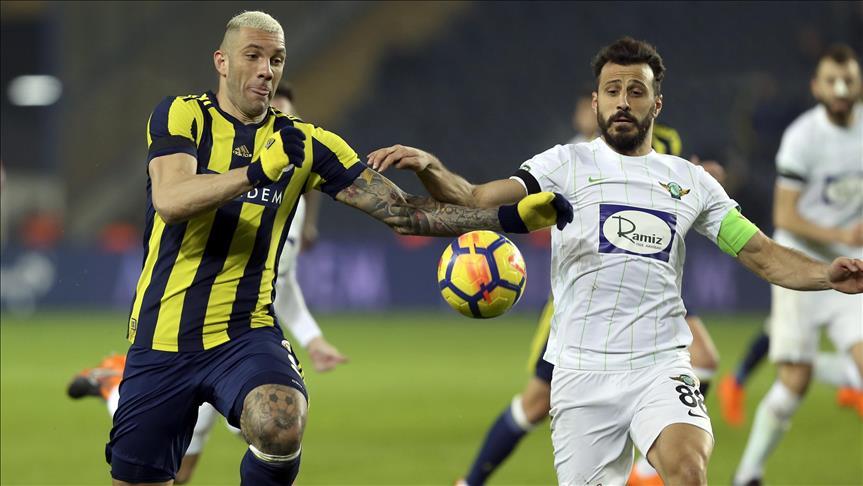 Football: Fenerbahce lost 2-3 at home to Akhisarspor