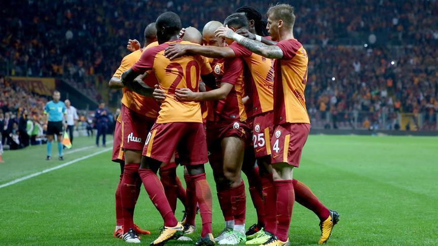 Football: Galatasaray win thanks to last-minute goal