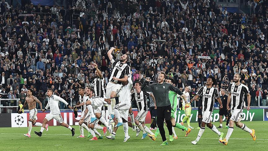 Football: Juventus reach Champions League final