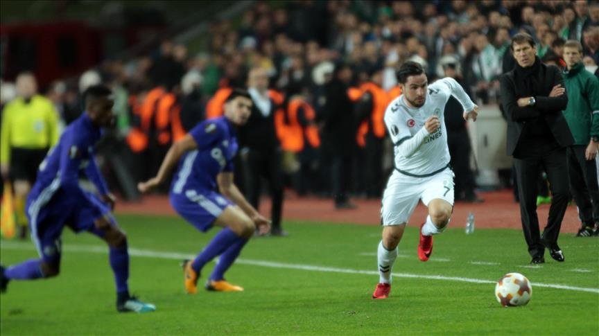 Football: Konyaspor, Marseille draw in Europa League