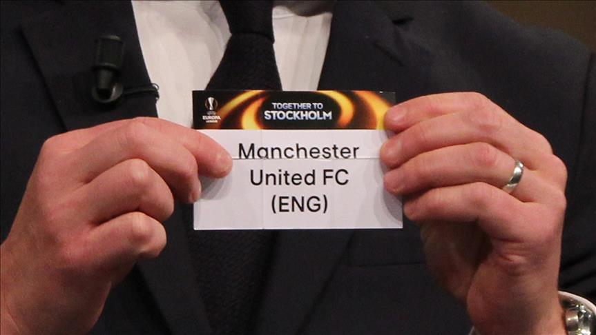 Football: UEFA reveals Europa League SF draws
