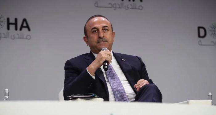 "Foreign Minister Mevlüt Çavuşoğlu: ""We can work with Assad"""