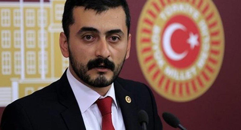 Former CHP deputy Eren Erdem detained