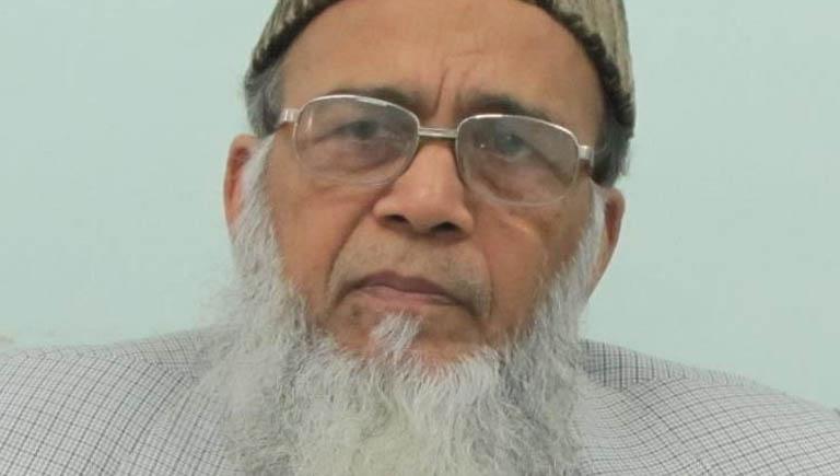 Former JI chief Syed Munawar Hasan passes away