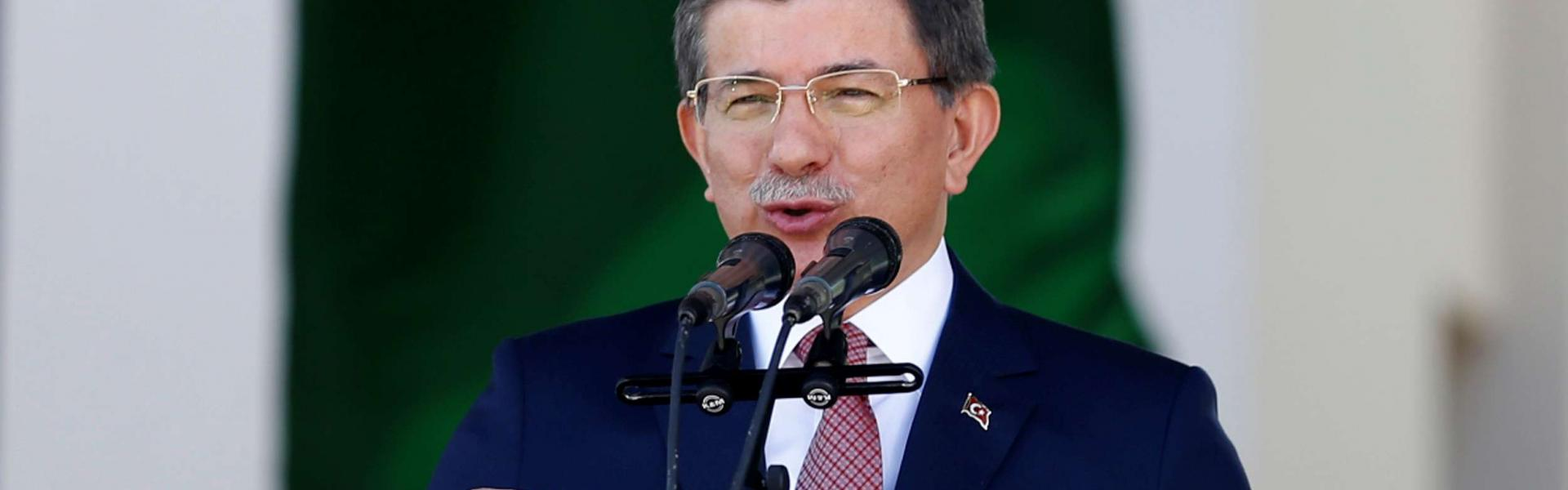 Former PM Davutoğlu hits back at pro-AKP media