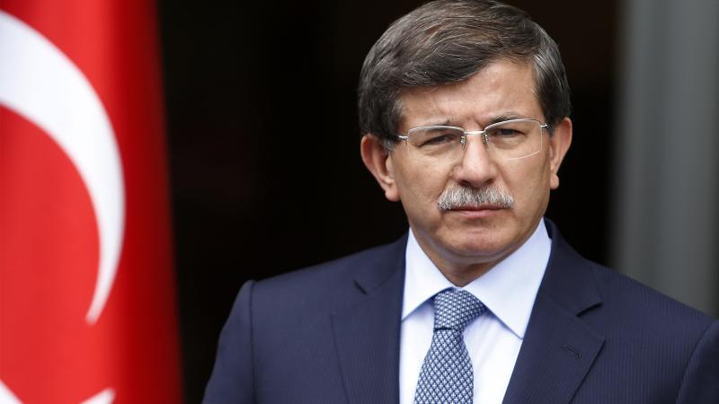 Former PM Davutoğlu says Turkey losing hope