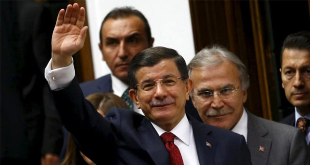 Former PM Davutoğlu will be expelled from his party